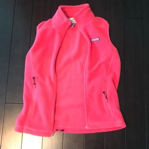 salmon pink Vineyard Vines vest
